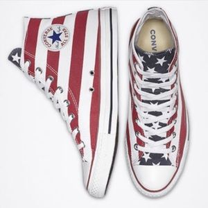 unisex Chuck Taylor Stars & Bars All Star High Top
